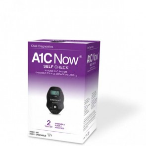 A1CNow Self Check, 2 test kits